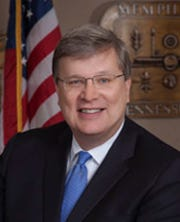 Memphis Mayor Jim Strickland