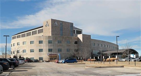 Ascension's Franklin hospital, 10101 S. 27th St.