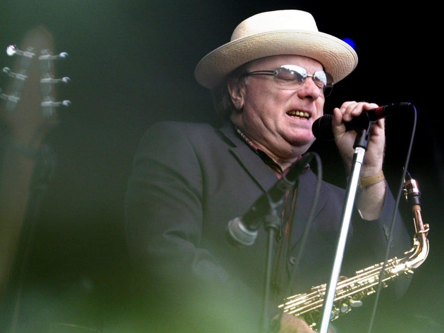 Legendary singer-songwriter Van Morrison has been on a tear lately, releasing his 40th studio album last month — but he hasn't booked a bunch of shows. Perhaps one of them will be at the Big Gig, which has regularly turned to veteran singer-songwriters to lure boomers to the amphitheater in recent years.