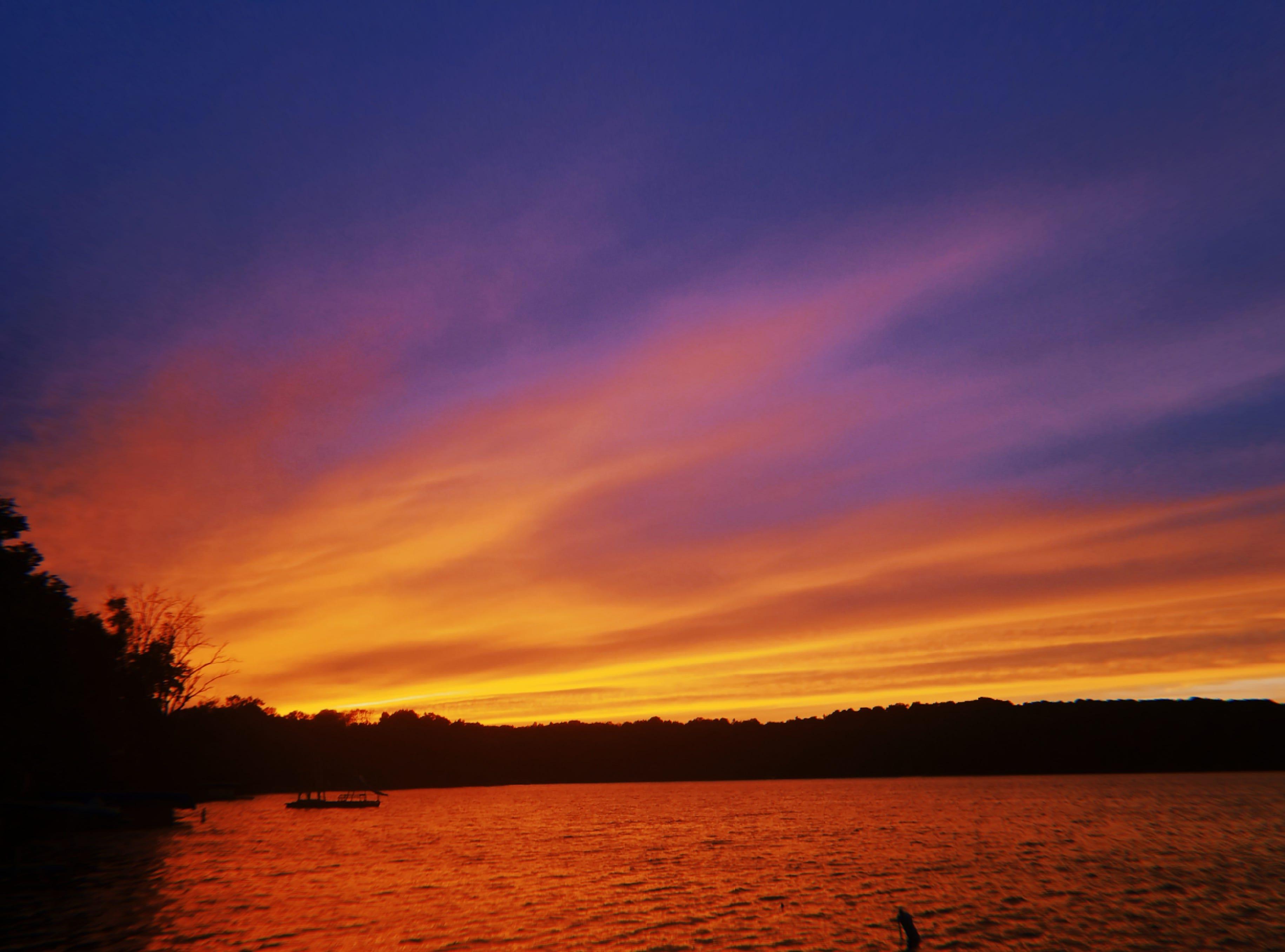 Lake Five, Colgate.