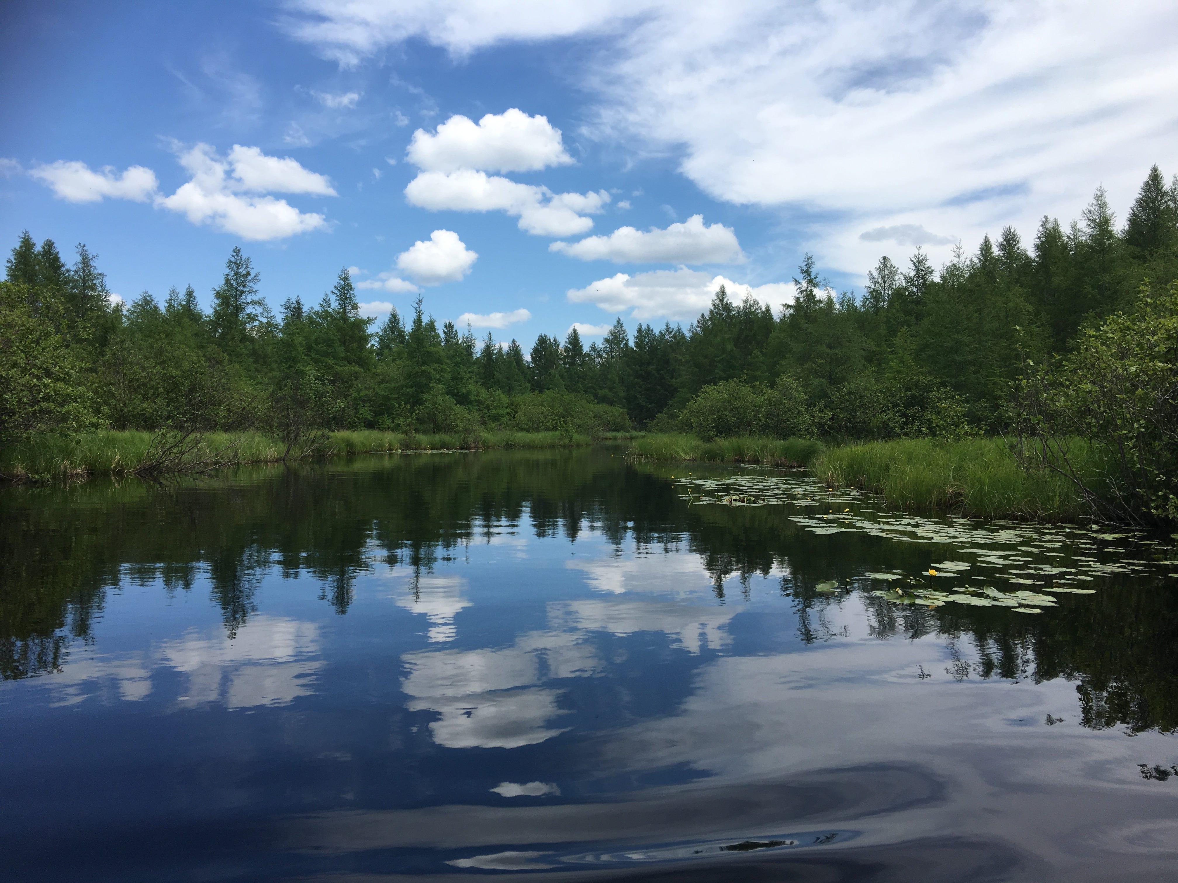 Chain Lake, Eagle River.