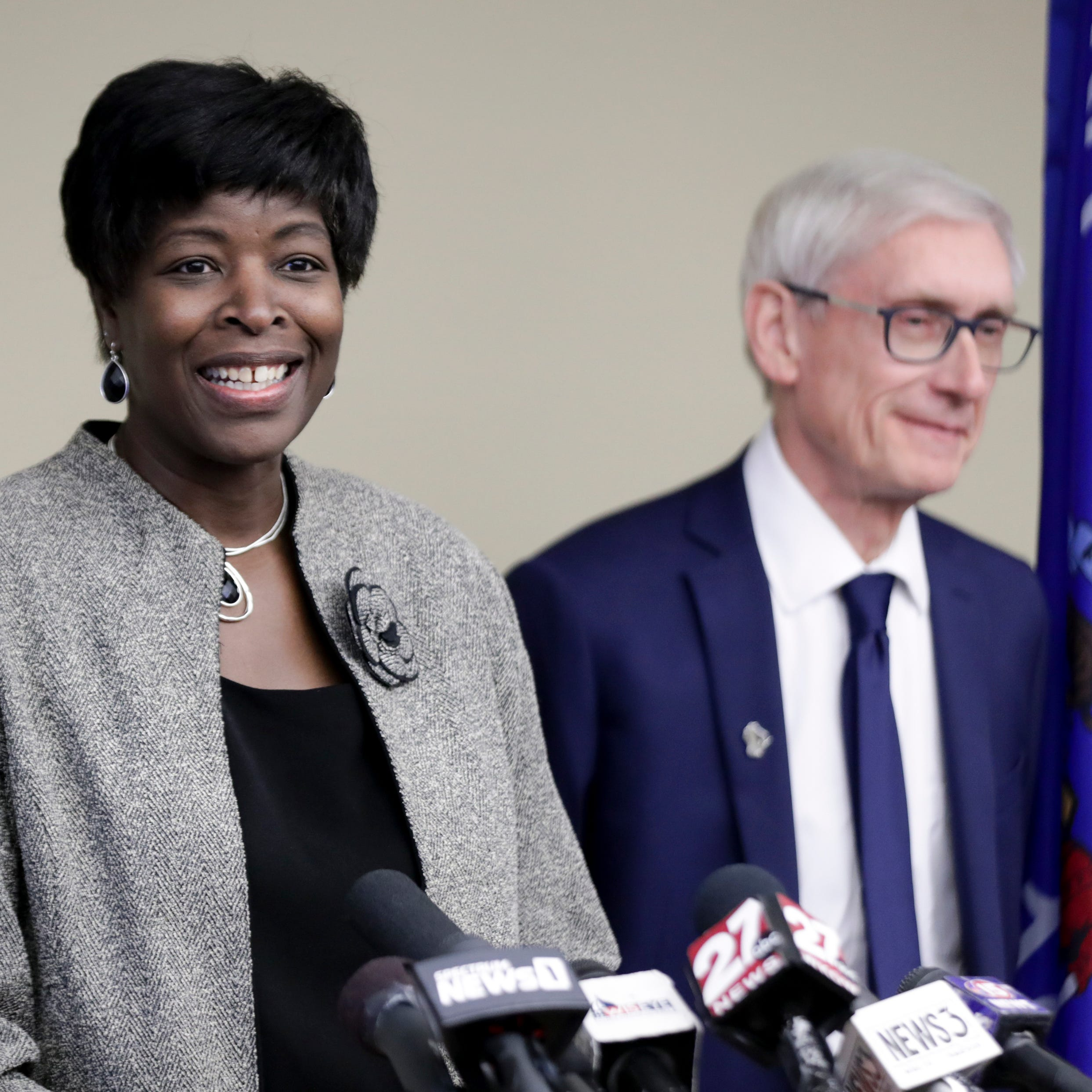 Tony Evers' cabinet pick charged in 2005 for allegedly abusing 5-year-old son