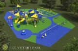 Smyrna Rotary, with help from the community, plans to build a playground that would accommodate children with all abilities