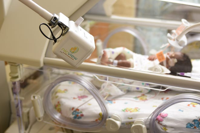 NICView cameras are a 24/7 webcam streaming service added to the NICU, allowing patients and their families to view their infant through a secure, online portal. The service was installed at Saint Thomas Rutherford Hospital in January 2019.