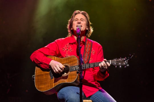 "Billy Dean released his gospel album ""Billy Dean & Friends: Gospel Favorites"" in November."