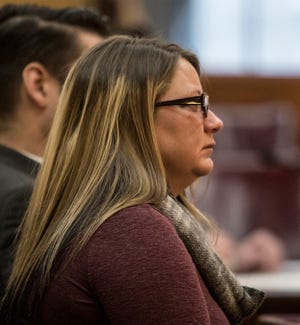 Tiffany Fisher, 31, was sentenced to seven years in prison for aggravated vehicular homicide. Fisher was driving under the influence, and using her cell phone last Christmas Eve when she hit a Honda on rout 40 and killed Delma Ross, 73.