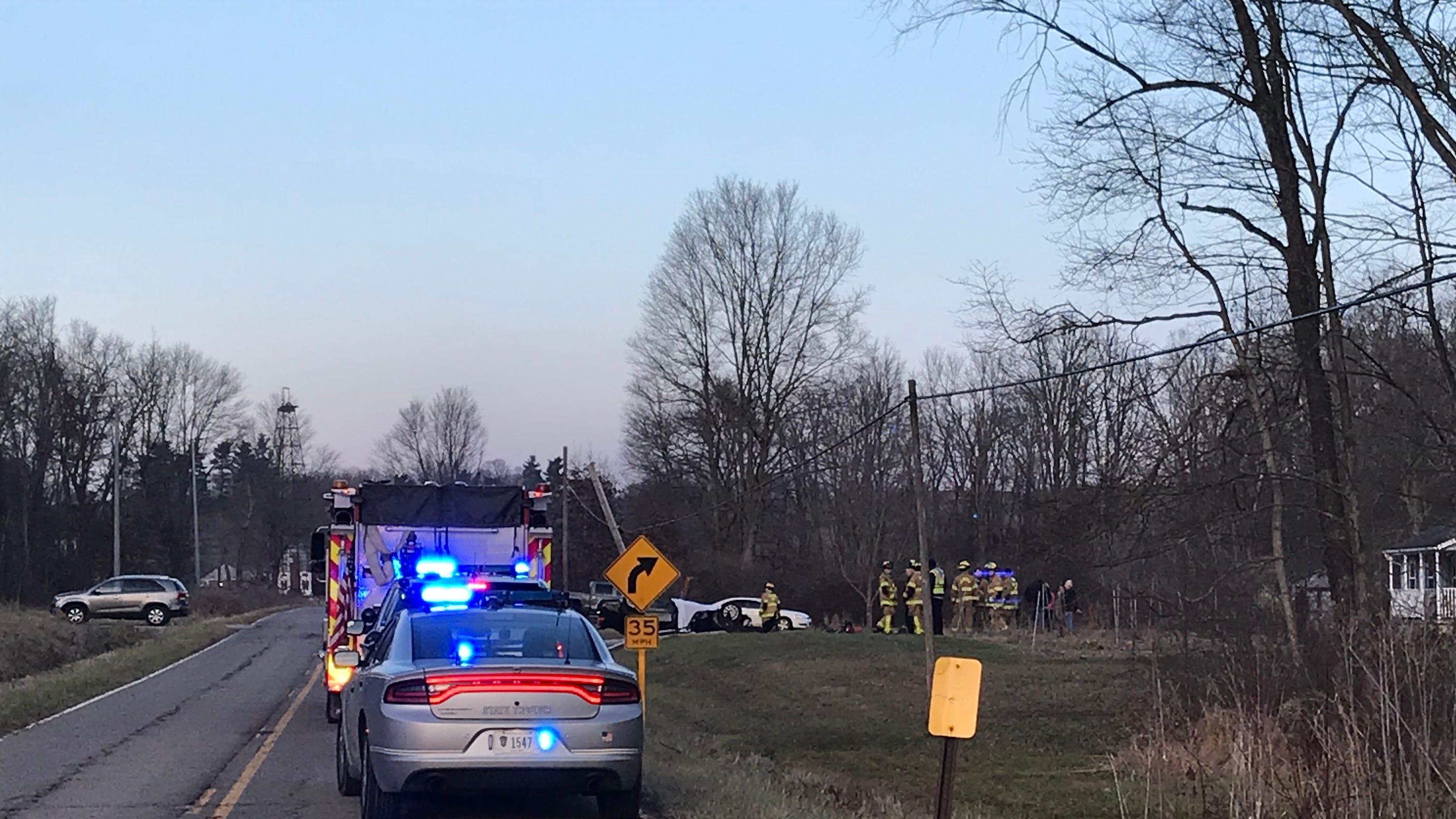 Troopers release identity of teen killed Newark crash