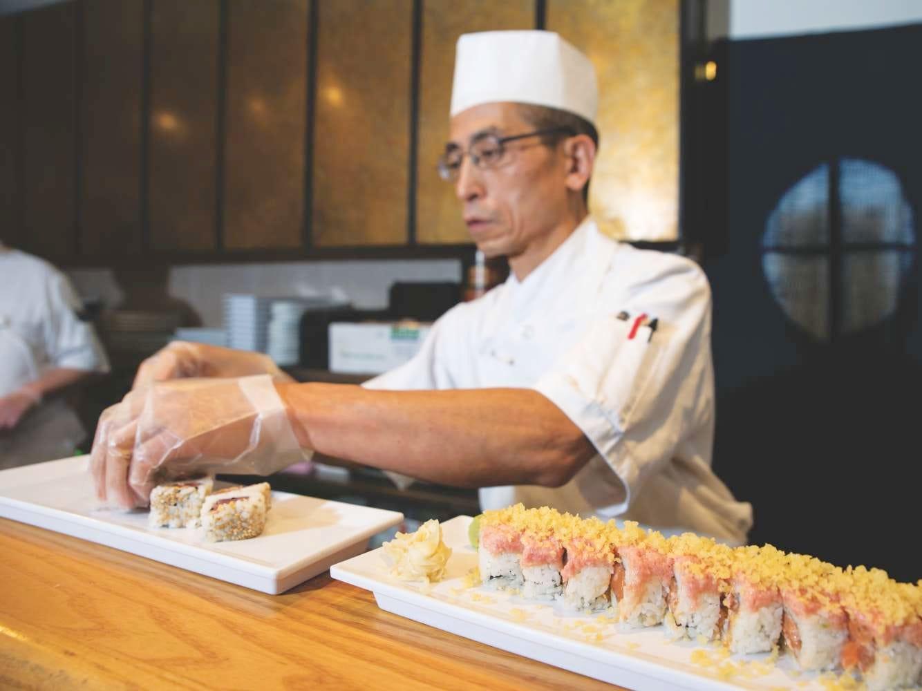 Sakura Bana Restaurant