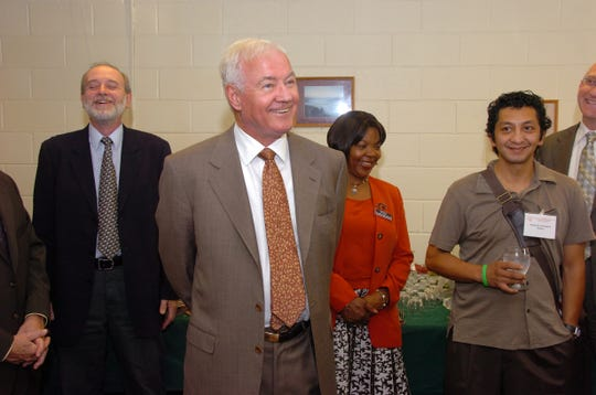 David F. Bolger's foundation donated $500,000 to William Paterson University to support the creation of a patient simulation laboratory for the nursing program. September 2006.