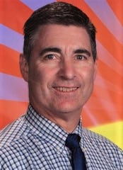 Former Livonia Stevenson High hockey coach and Redford Union High administrator Mike Humitz died New Year's Day 2019 at age 54.
