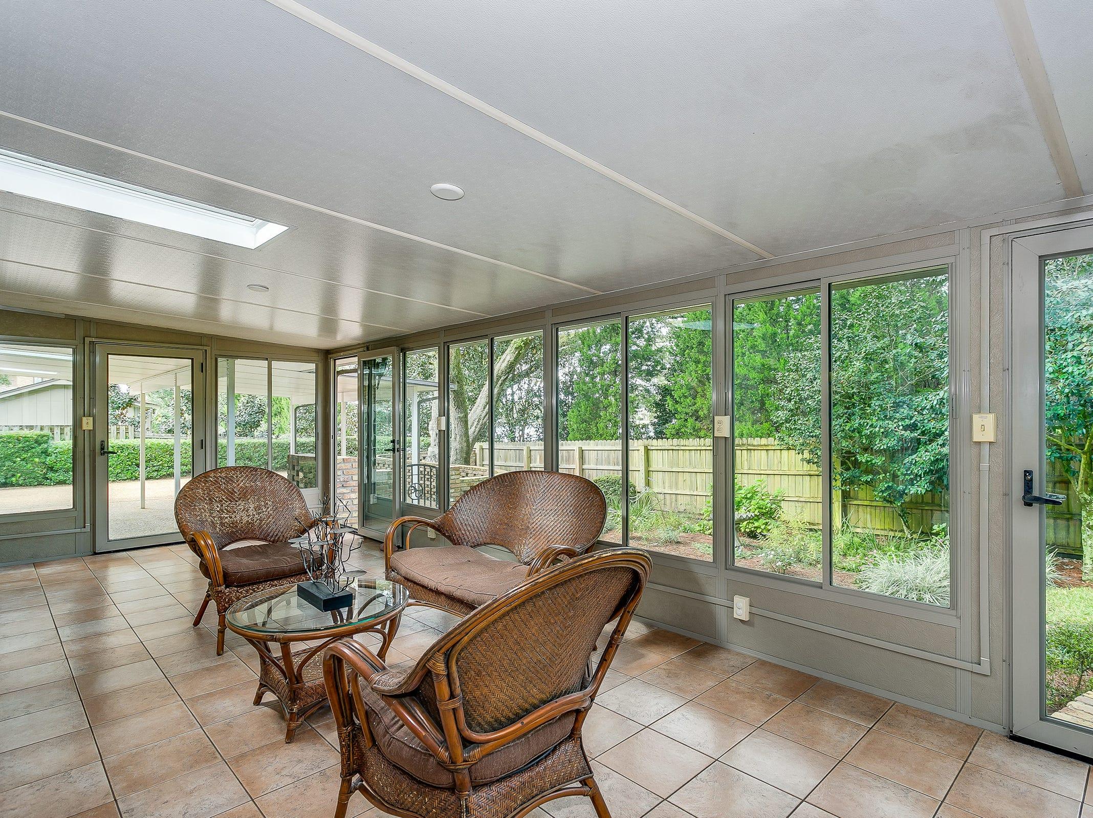2700 Endor RoadThe sun porch.