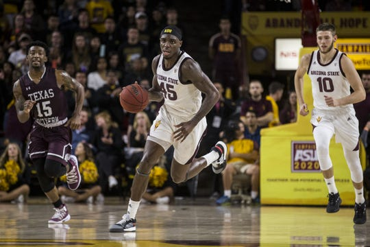 Zylan Cheatham had a triple-double against Texas Southern on Dec. 1at Wells Fargo Arena.