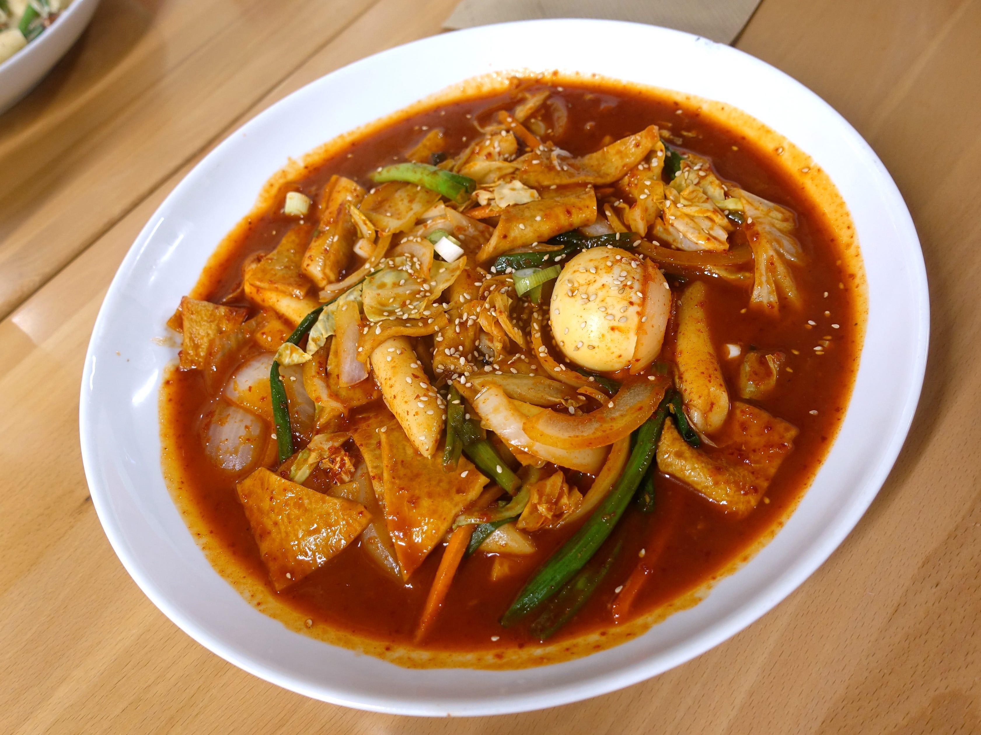 Topoki at Katsu at Asiana Market in Mesa.