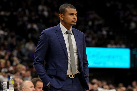 Earl Watson was fired as the coach of the Suns just three games into the 2017-18 season.
