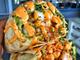 The Slapfish grilled shrimp burrito.