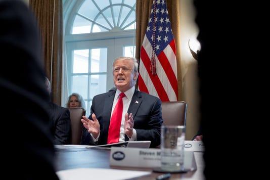 Trump Afirma Que Mantendr El Cierre De La Administraci N Lo Que Haga Falta