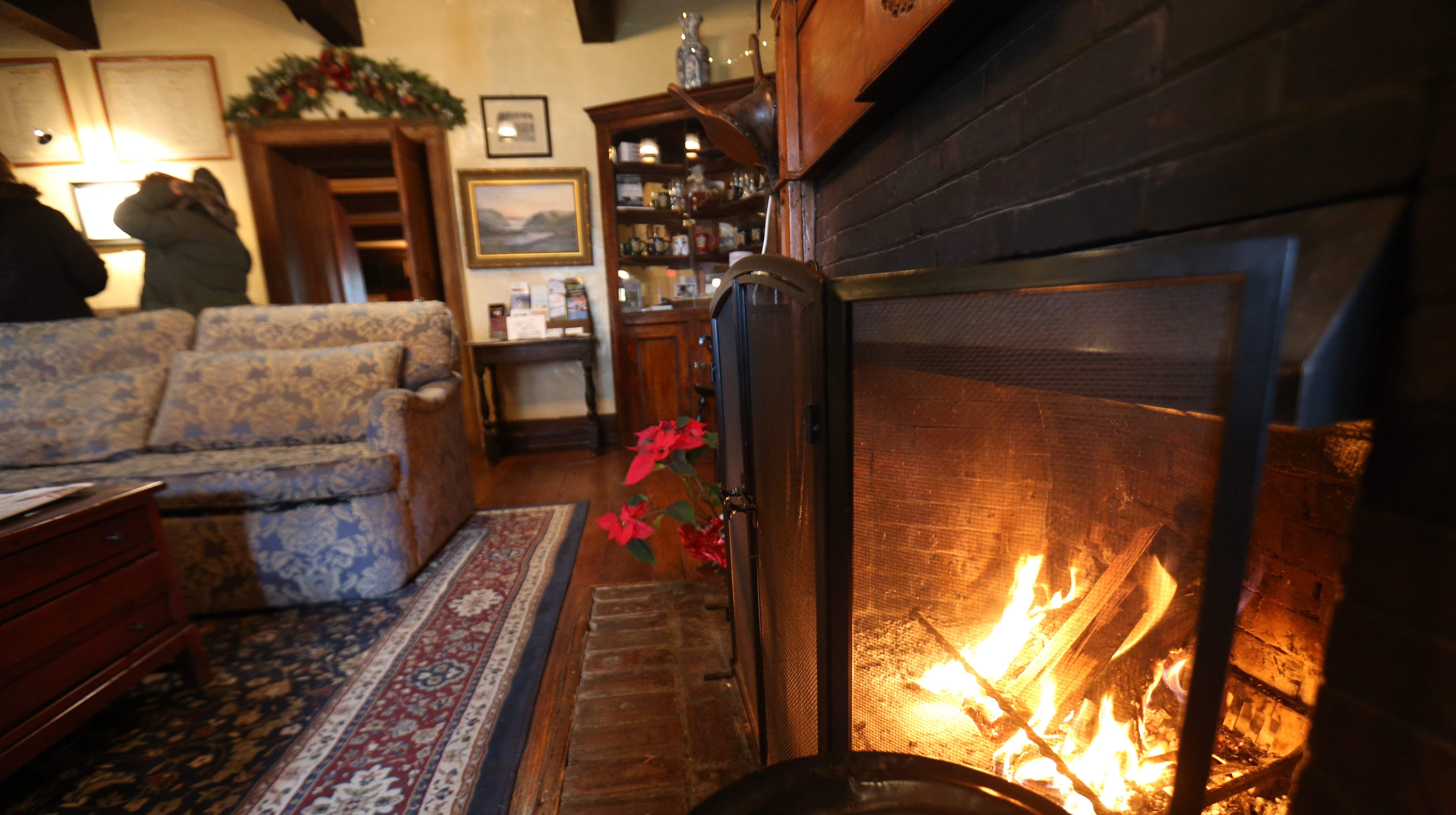 Dine By A Fireplace At These Hudson Valley Restaurants