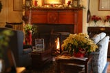 There's something cozy and romantic about having dinner in front of a fireplace, especially in winter. Here are six Hudson Valley restaurants to consider.