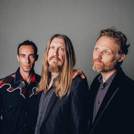 The Wood Brothers perform Jan. 21 at the Strand Theatre.