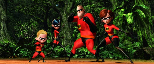"""Catch a free screening of """"The Incredibles"""" Jan. 17 at the Capitol Theatre."""