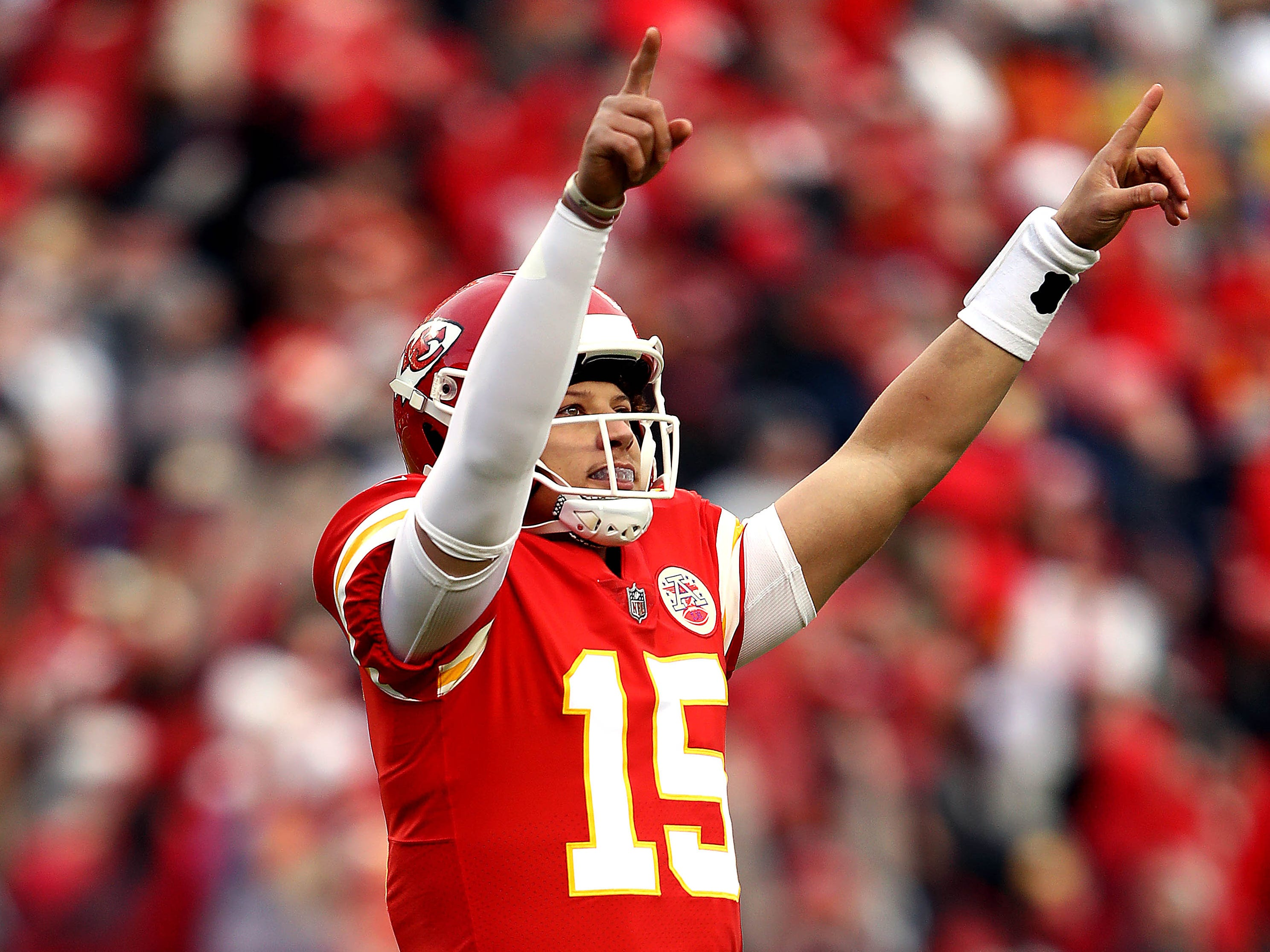 Kansas City Chiefs quarterback Patrick Mahomes will be the featured speaker at the Rochester Press-Radio Club's Day of Champions Dinner on April 3.