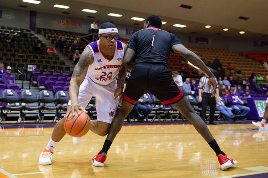 Northwestern State and Ishmael Lane fell to Lamar on Wednesday.