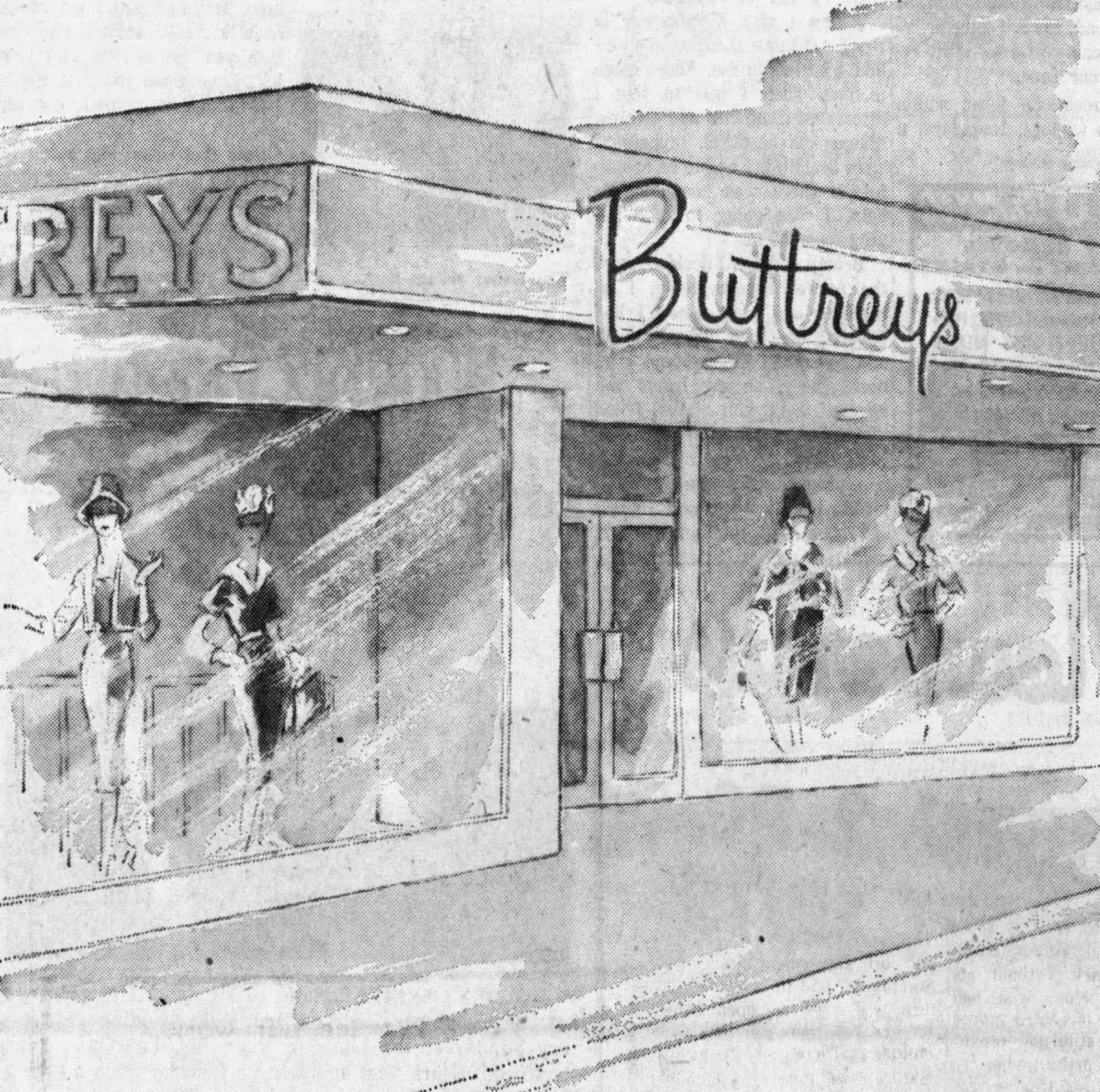 Looking Back: Buttrey's offered women's apparel in Sioux Falls for more than 40 years