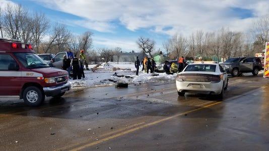 Rapid City crash