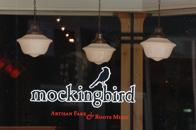 The Mockingbird in downtown Staunton opened in 2009 and closed in 2013,