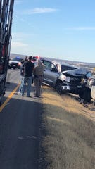 Fort Bliss Army Sgt. Trey Troney claimed to help save an injured driver after a crash in an account that is now questioned.