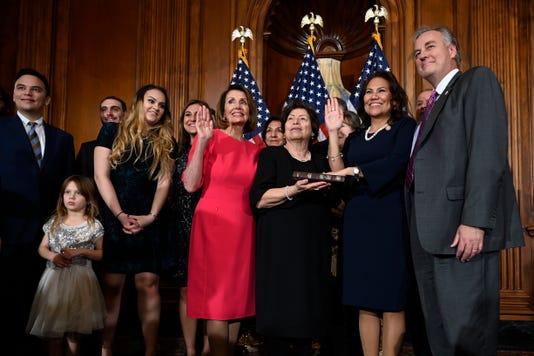 Nancy Pelosi Veronica Escobar