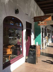 The Vine is at 308 E. Ojai Ave. in the historic Ojai Arcade. The wine bar and live-music venue recently also become the official tasting room for Feros Ferio Winery, a label launched by owner Nigel Chisholm.