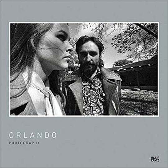 A new coffee-table book, Orlando: Photography, features the celebrity photography of Orlando Suero, who has lived much of his life in Thousand Oaks.