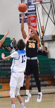 Andrew Ramirez, a 5-foot-11 junior point guard, is averaging 19.2 points, 5.6 rebounds and 4.3 assists per game for Ventura. He's also hit 55 3-pointers.
