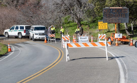 "Gov. Gavin Newsom announced Monday a ""soft closure"" of state parks to curb the spread of coronavirus."