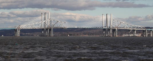 Tappan Zee Bridge Demolition Preparation