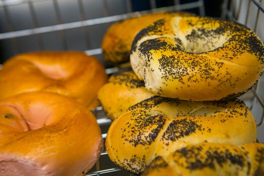 The Original Hot Bagels in the Pike Creek Shopping Center opens it's doors Thursday, January 3rd.
