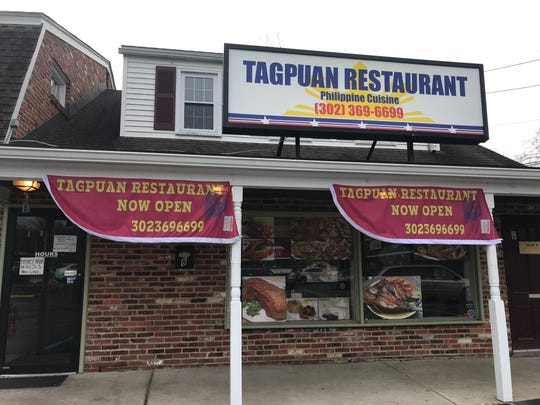 Tagpuan Restaurant is an eatery in Newark that opened in late November off Old Capitol Trail. It offers authentic Filipino cuisine.