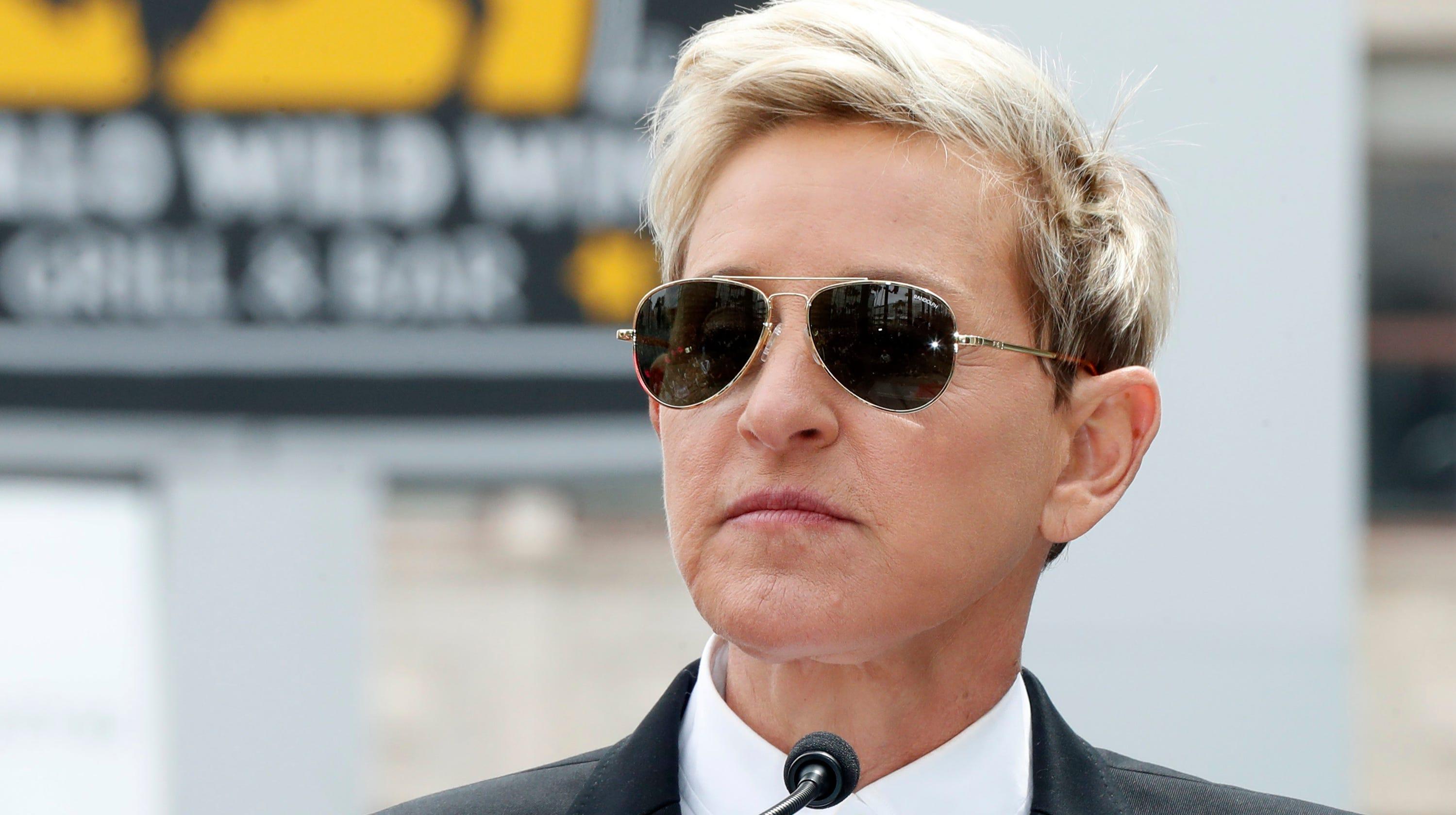 Ellen DeGeneres: Stepfather groped me, tried to break into