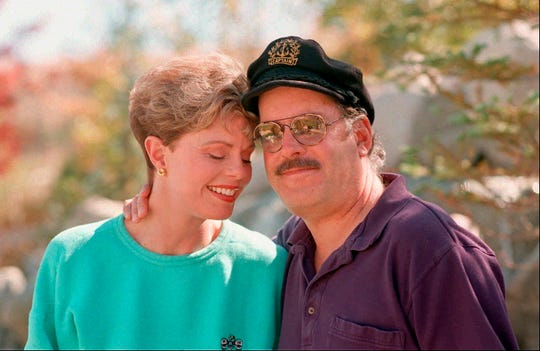 Daryl Dragon died of renal failure early Wednesday at a hospice in Prescott, according to Ariz. Spokesman Harlan Boll. He was 76. His former wife and musical partner, Toni Tennille, was by his side. (This  file photo is from Oct. 25, 1995)