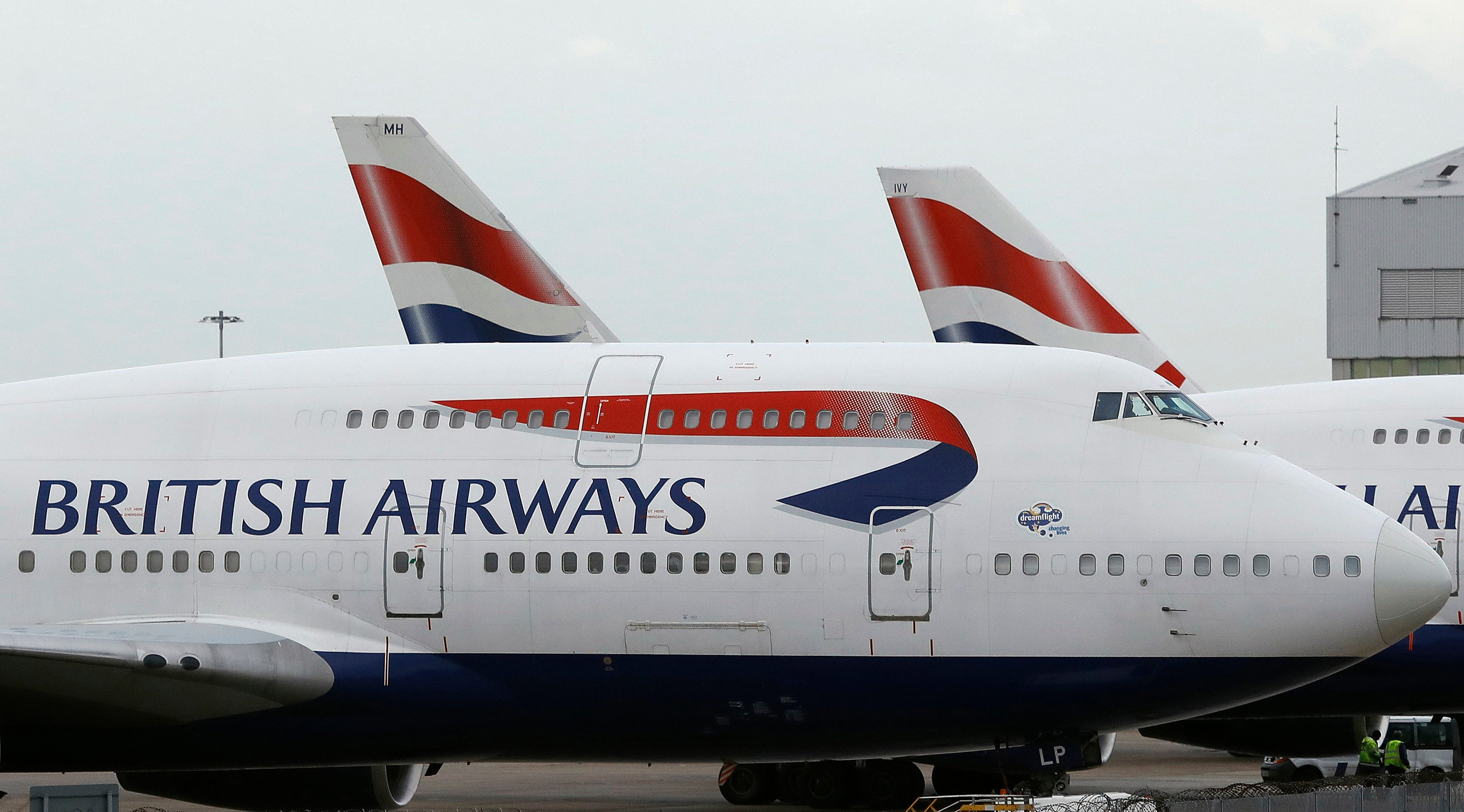 British Airways apologizes for scare after oxygen masks were mistakenly deployed mid-flight