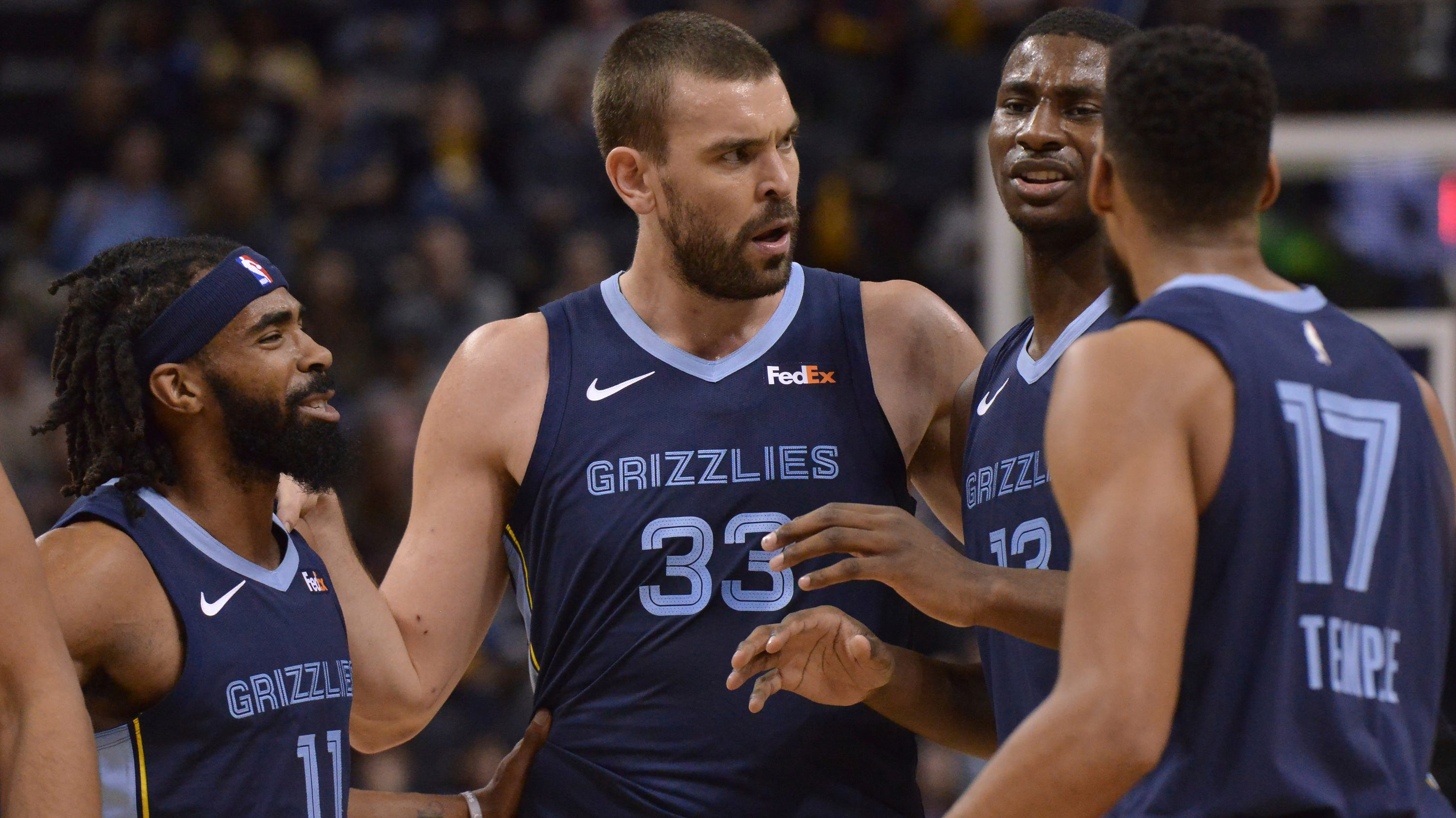 8c99c2871cf Grizzlies  Tense locker room meeting reportedly turns physical