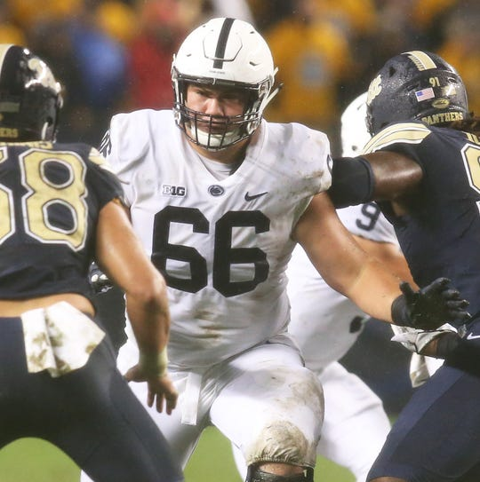 Connor McGovern, OG, Penn State