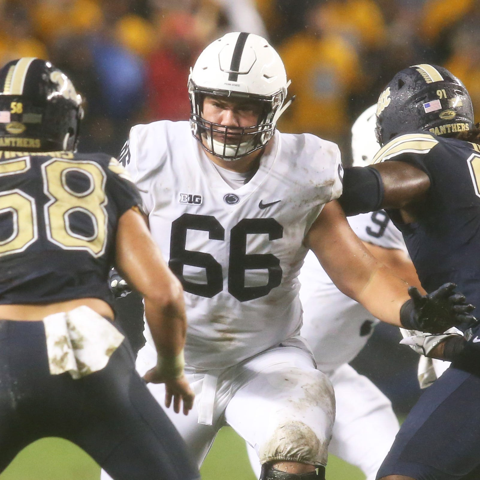 NFL Draft: Penn State's Connor McGovern could be an immediate answer on offensive line