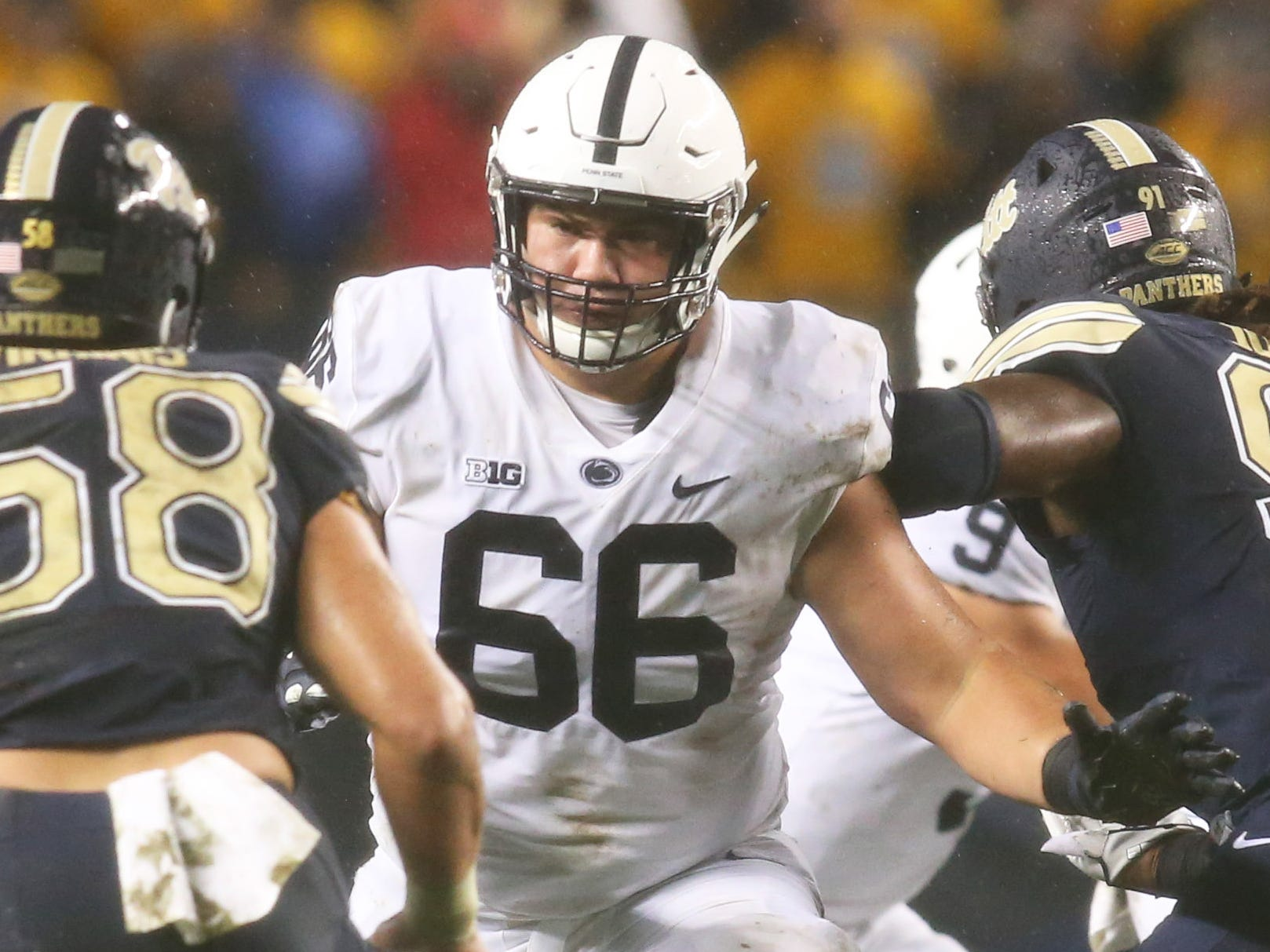 Connor McGovern, OG, Penn State