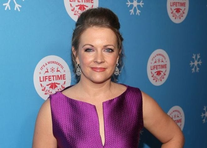 Melissa Joan Hart said her faith has seen her through every thing bad that has happened.
