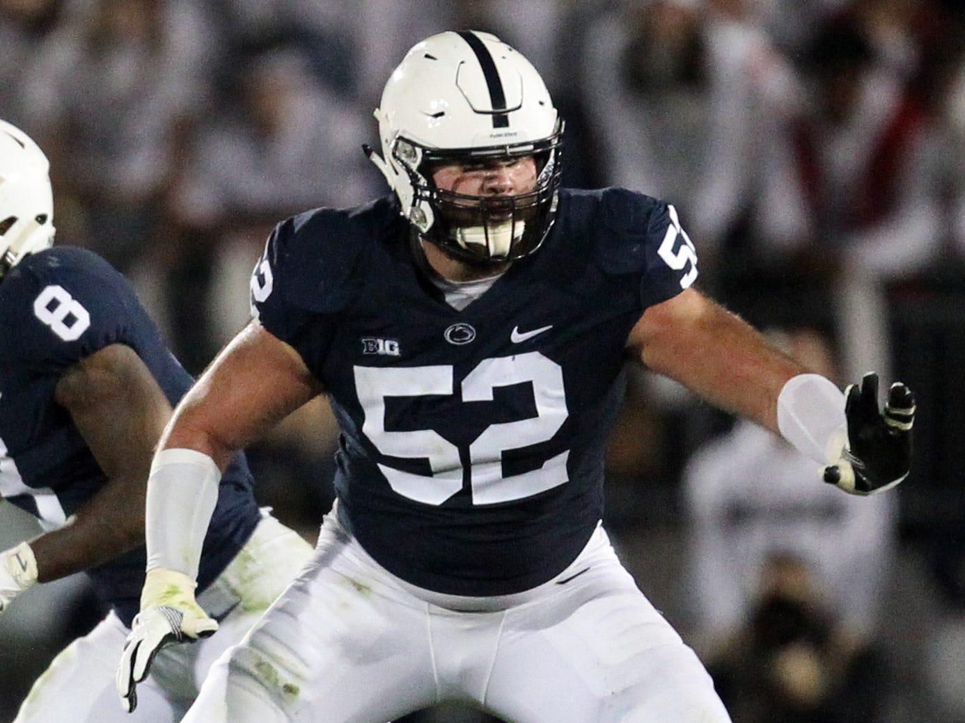 Ryan Bates, OG, Penn State