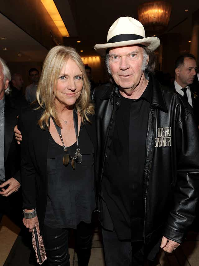 Pegi Young Neil Young S Ex And Bridge School Co Founder Dead At 66