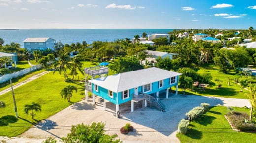 Second Homes Vacation Properties For Sale In The Florida Keys