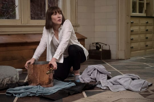 """Seattle woman Bernadette Fox (Cate Blanchett) goes missing from an idyllic life and her family has to solve the mystery of her disappearance in Richard Linklater's """"Where'd You Go, Bernadette?"""""""